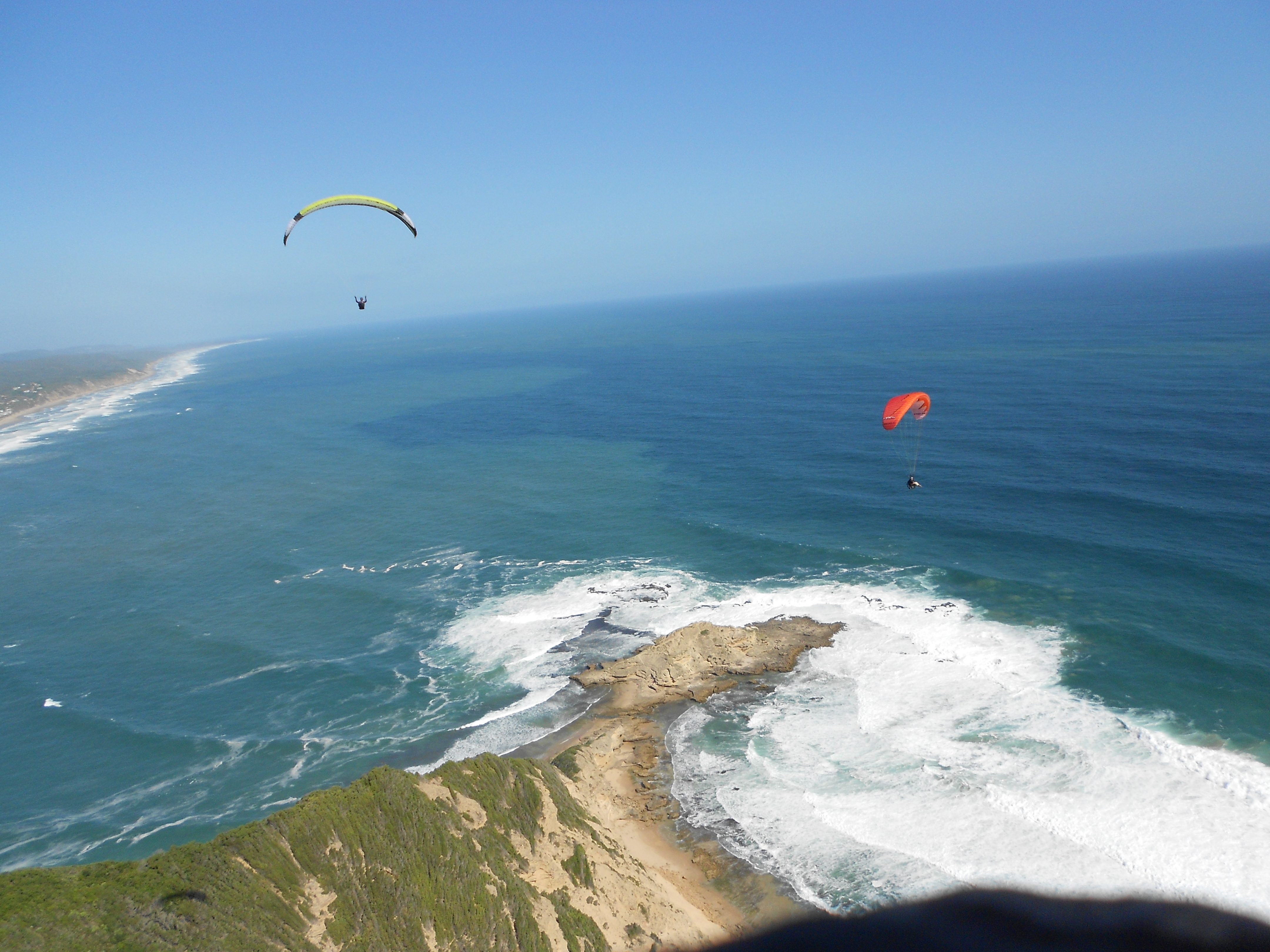 Paragliding Solo Training | Blue Gravity